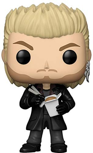 Funko Pop Movies: The Lost Boys - David with Noodles Collectible Figure, Multicolor, Standard