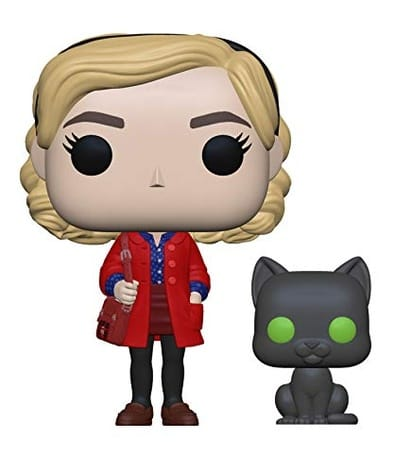 Funko Pop! Chilling Adventures of Sabrina: Sabrina & Salem