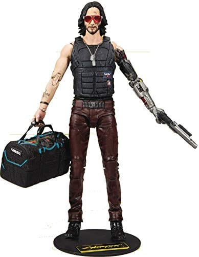 McFarlane Toys Cyberpunk 2077 Johnny Silverhand Variant Action Figure