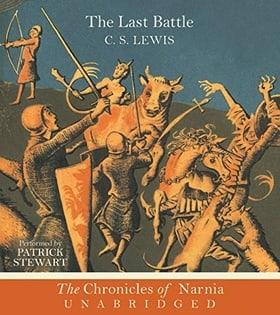 The Last Battle CD (The Chronicles of Narnia)