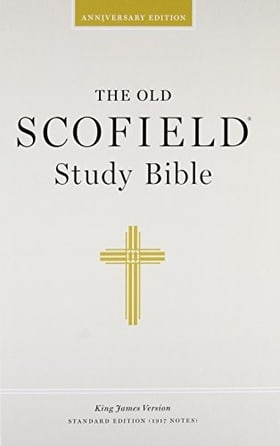 The Old Scofield Study Bible: King James Version, Standard Edition
