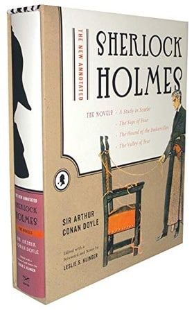 The New Annotated Sherlock Holmes: The Novels (Slipcased Edition)  (Vol. 3)
