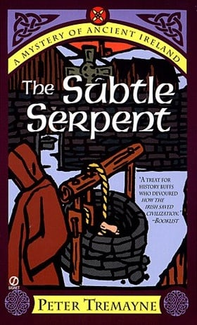 The Subtle Serpent: A Mystery of Ancient Ireland (Sister Fidelma Mysteries)