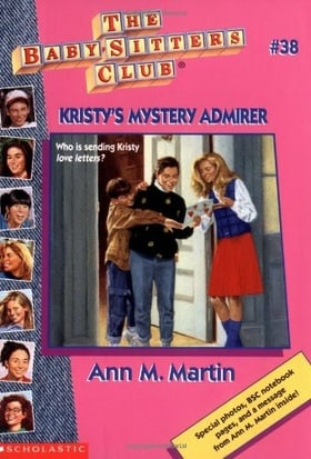 Kristy's Mystery Admirer (Baby-Sitters Club #38)