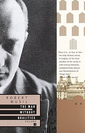 The Man Without Qualities Vol. 1: A Sort of Introduction and Pseudo Reality Prevails