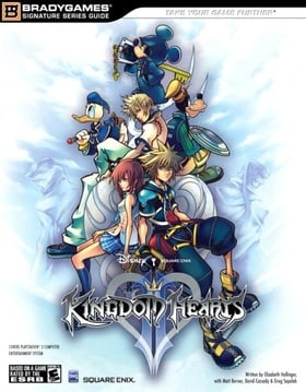 Kingdom Hearts II Official Strategy Guide (Brady Games)