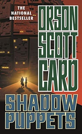 Shadow Puppets (Ender, Book 7)