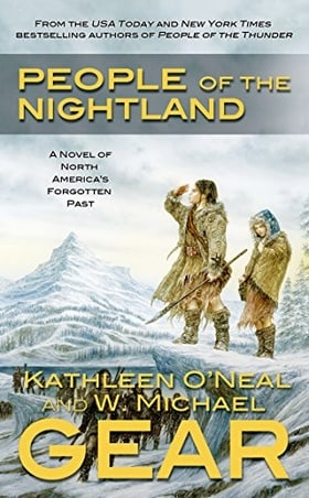 People of the Nightland (North American's Forgotten Past Series)