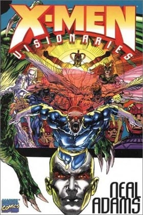 The Neal Adams Collection (X-Men Visionaries)