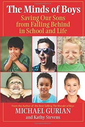 The Minds of Boys: Saving Our Sons From Falling Behind in School and Life