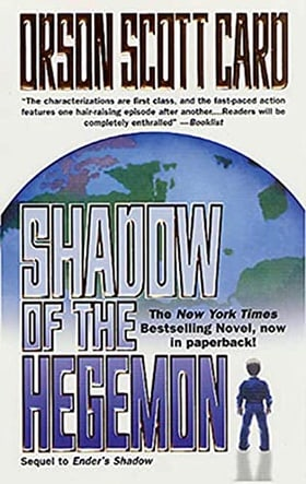 Shadow of the Hegemon (Ender, Book 6)