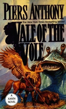 Vale of the Vole (Xanth Novels)