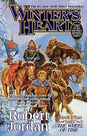 Winter's Heart (The Wheel of Time, Book 9)