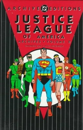 Justice League of America - Archives, Volume 2
