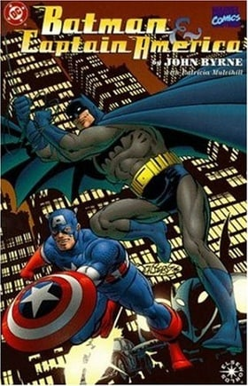 Batman & Captain America (Elseworlds)