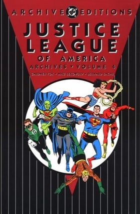 Justice League of America - Archives, Volume 4