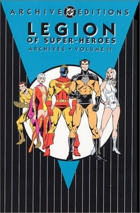 Legion of Super-Heroes Archives, Vol. 11 (DC Archive Editions)