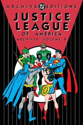 Justice League of America - Archives, Volume 8