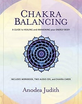 Chakra Balancing Kit: A Guide to Healing and Awakening Your Energy Body (Book, Cards, and CD)