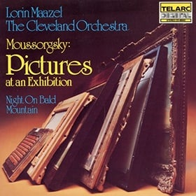 Moussorgsky: Night on Bald Mountain/Pictures at an Exhibition