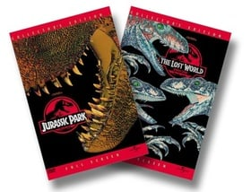 Jurassic Park & Lost World Collection (2-Disc Set) - Full-Screen