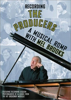 """Great Performances"" Recording 'The Producers': A Musical Romp with Mel Brooks"
