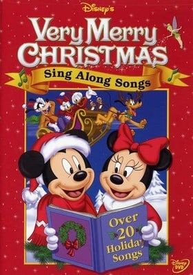 Disney Sing-Along-Songs: Very Merry Christmas Songs