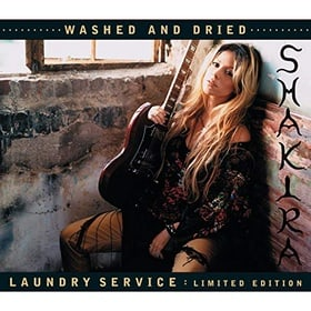 Laundry Service: Washed & Dried
