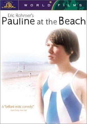 Pauline at the Beach