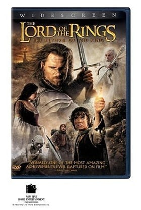 The Lord of the Rings: The Return of the King (Widescreen) (2 Discs)