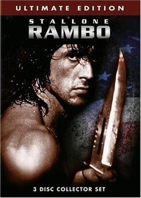 Rambo Trilogy (Ultimate Edition DVD Collection)