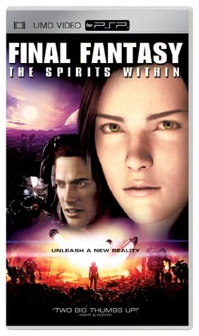 Final Fantasy: The Spirits Within (UMD)