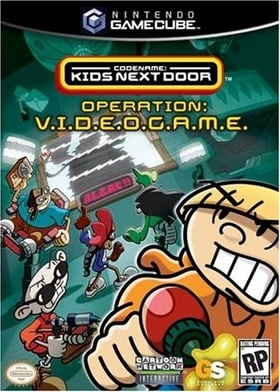 CODENAME: Kids Next Door - Gamecube