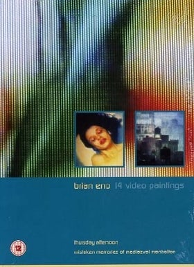 14 Video Paintings - Brian Eno