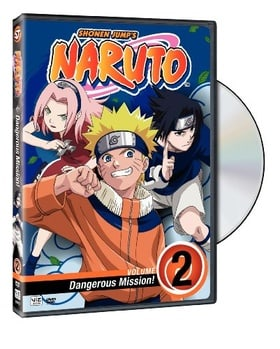 Naruto, Vol. 2 - Dangerous Mission!