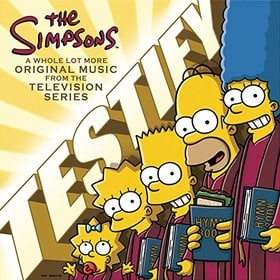 Simpsons, The: Testify