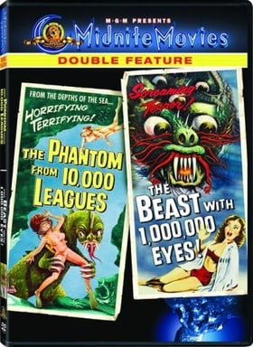 Phantom from 10,000 Leagues/The Beast with a Million Eyes