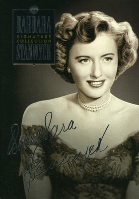 Barbara Stanwyck: The Signature Collection (Annie Oakley / East Side, West Side / My Reputation / Ex