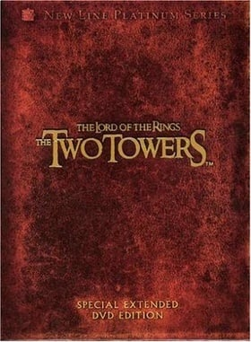 Mc-lord Of The Rings-two Towers [dvd/ext Ed/movie Cash]-nla