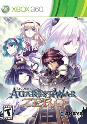 Record of Agarest War Zero Limited Edition