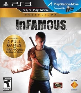 inFAMOUS Collection - Playstation 3