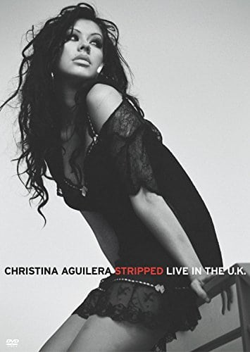Christina Aguilera - Stripped - Live in the UK
