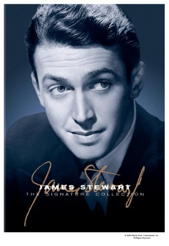 James Stewart - The Signature Collection (The Cheyenne Social Club / Firecreek / The FBI Story / The